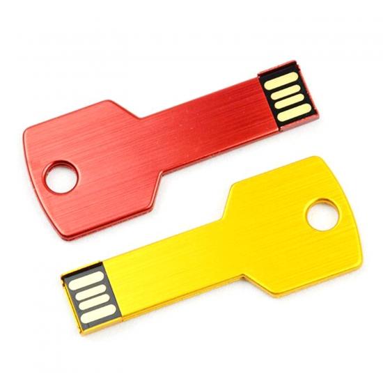 Mini USB ključek v obliki ključa